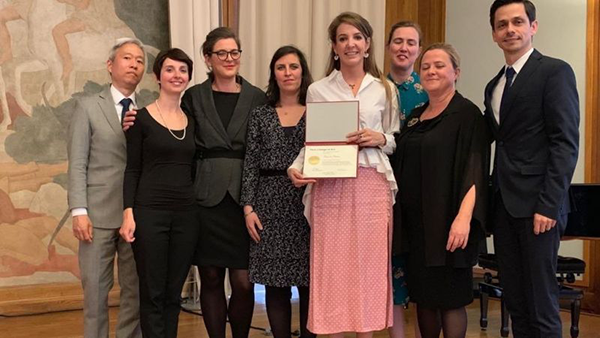 Princess Tessy to receive leadership award from Luxembourg Leadership Academy