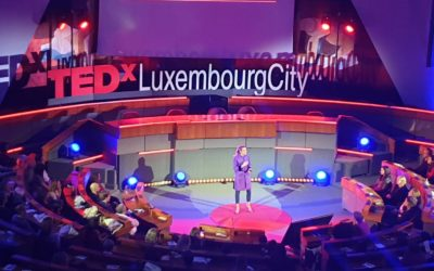 "Tessy Antony De Nassau's TedX Luxembourg City Talk: ""The 3 Pillars of Magic"""